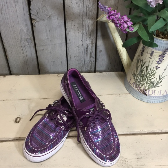 Sperry Other - KIDS Sequin Sperry